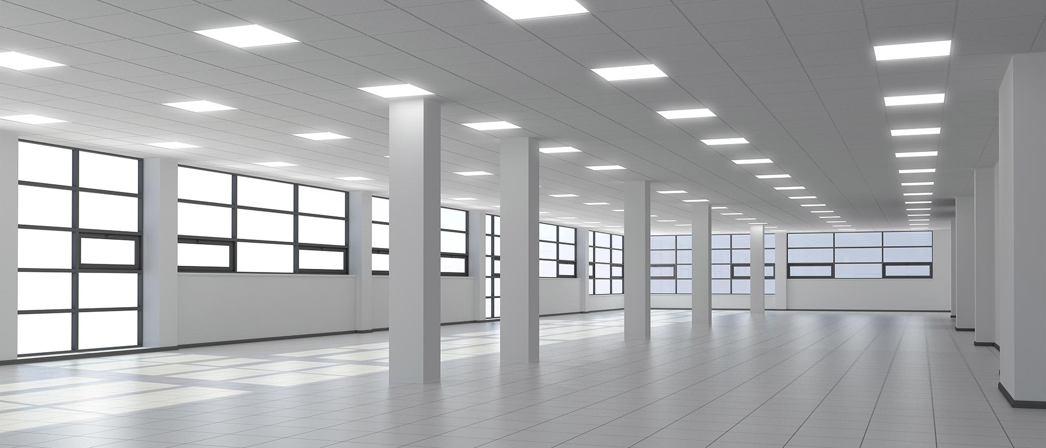Bestilling af LED paneler foregår online