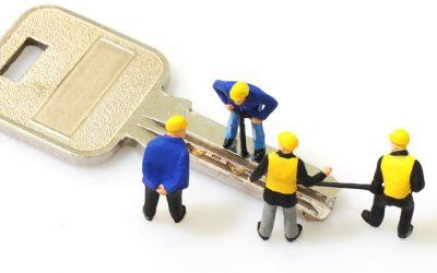 Billig låsesmed har døgnåbent på nettet