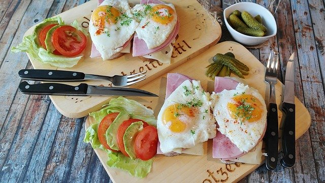 Spis sundt uden problemer