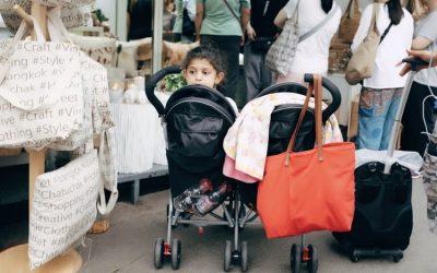Vælg en smart og praktisk kombi-barnevogn